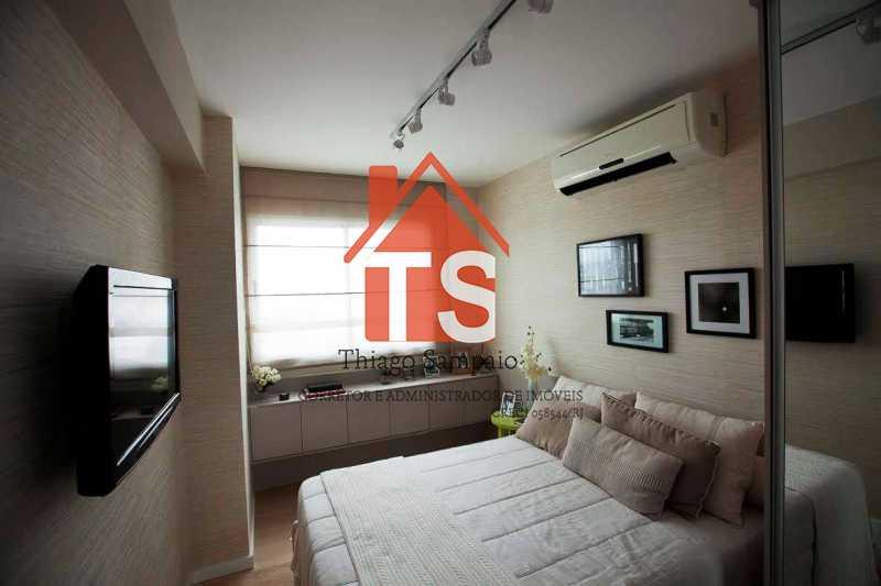suíte apt decorado - Apartamento À VENDA, Engenho de Dentro, Rio de Janeiro, RJ - TSAP20026 - 11