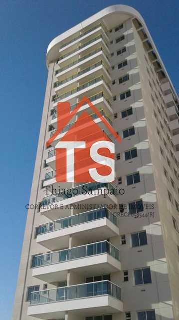 fachada - Apartamento À VENDA, Engenho de Dentro, Rio de Janeiro, RJ - TSAP20026 - 14