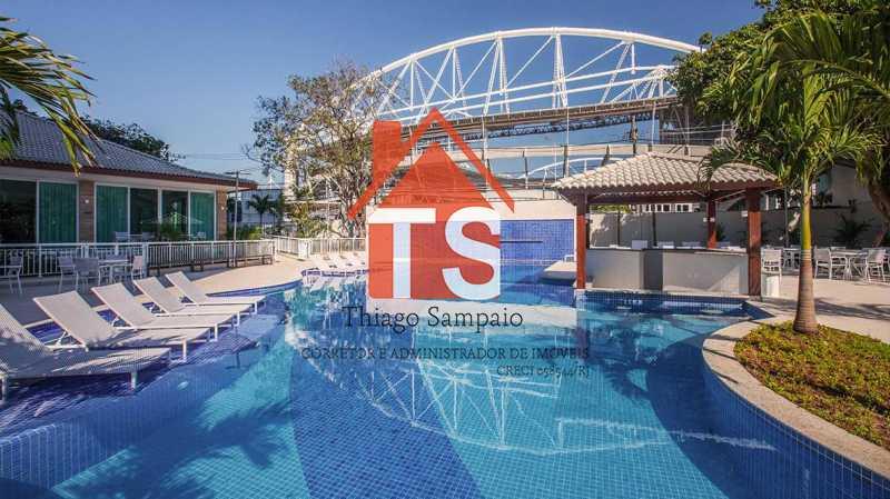 piscina - Apartamento À VENDA, Engenho de Dentro, Rio de Janeiro, RJ - TSAP20026 - 16