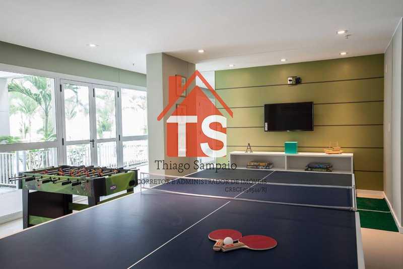 salão de jogos - Apartamento À VENDA, Engenho de Dentro, Rio de Janeiro, RJ - TSAP20026 - 18