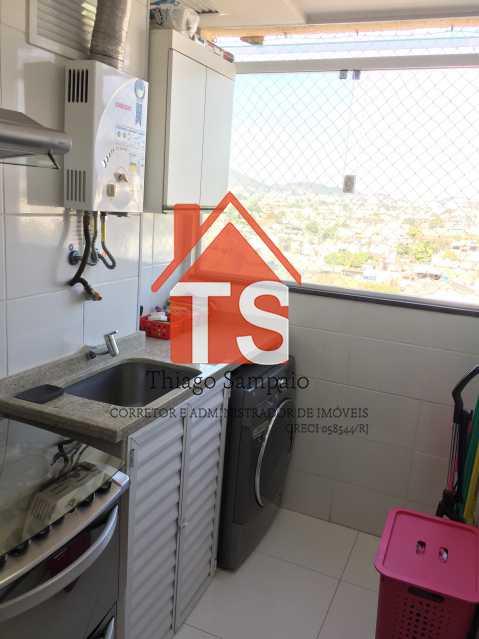 IMG_0114 - Apartamento à venda Estrada do Barro Vermelho,Rocha Miranda, Rio de Janeiro - R$ 215.000 - TSAP20033 - 7