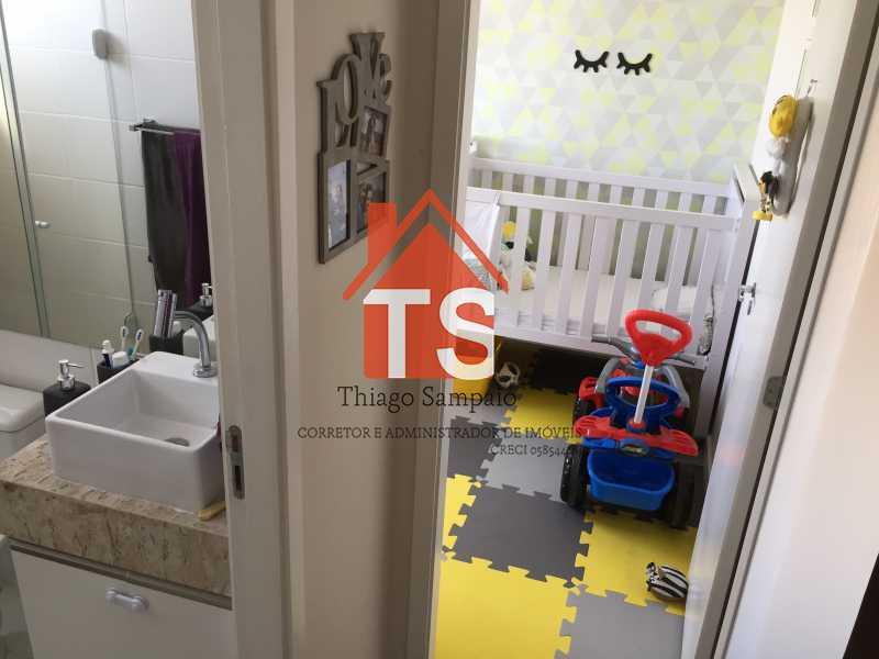 IMG_0161 - Apartamento à venda Estrada do Barro Vermelho,Rocha Miranda, Rio de Janeiro - R$ 215.000 - TSAP20033 - 11