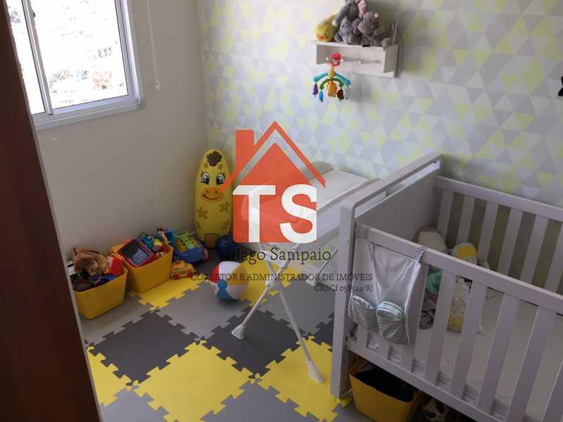 IMG_0177 - Apartamento à venda Estrada do Barro Vermelho,Rocha Miranda, Rio de Janeiro - R$ 215.000 - TSAP20033 - 12