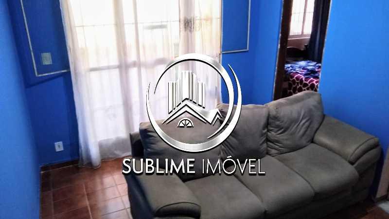 1 - Ótima casa À Venda em São João de Meriti com Dois quartos com suíte - SICV30002 - 4