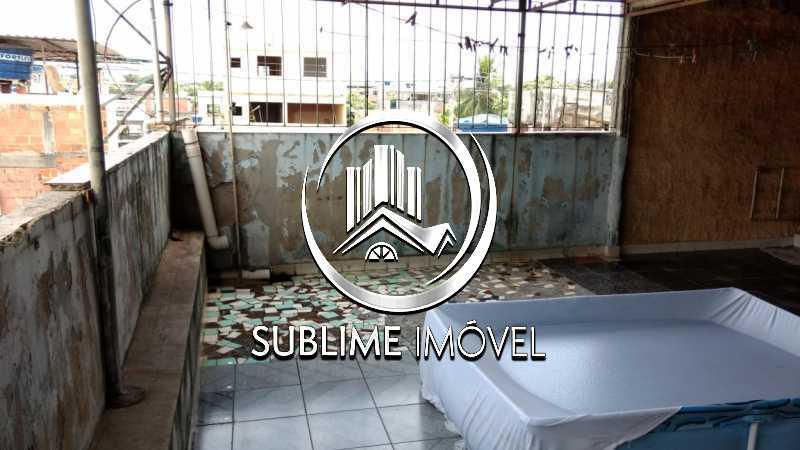 13 - Ótima casa À Venda em São João de Meriti com Dois quartos com suíte - SICV30002 - 15