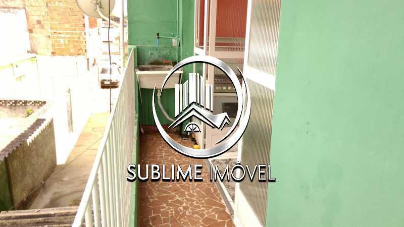14 - Ótima casa À Venda em São João de Meriti com Dois quartos com suíte - SICV30002 - 16