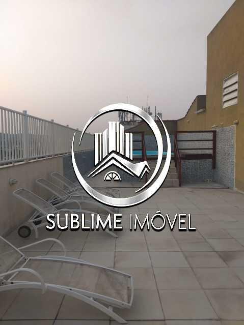 5 - Excelente apartamento de dois quartos À Venda no Centro de Mesquita !!! - SIAP20059 - 18