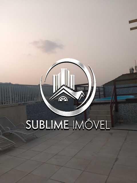 6 - Excelente apartamento de dois quartos À Venda no Centro de Mesquita !!! - SIAP20059 - 19