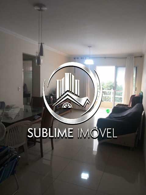 9 - Excelente apartamento de dois quartos À Venda no Centro de Mesquita !!! - SIAP20059 - 3