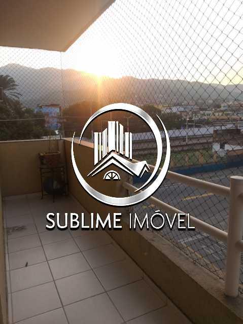 11 - Excelente apartamento de dois quartos À Venda no Centro de Mesquita !!! - SIAP20059 - 7