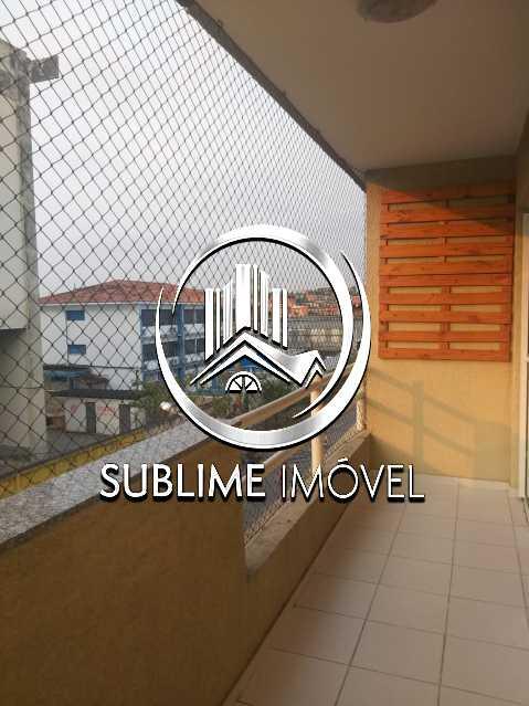 12 - Excelente apartamento de dois quartos À Venda no Centro de Mesquita !!! - SIAP20059 - 6