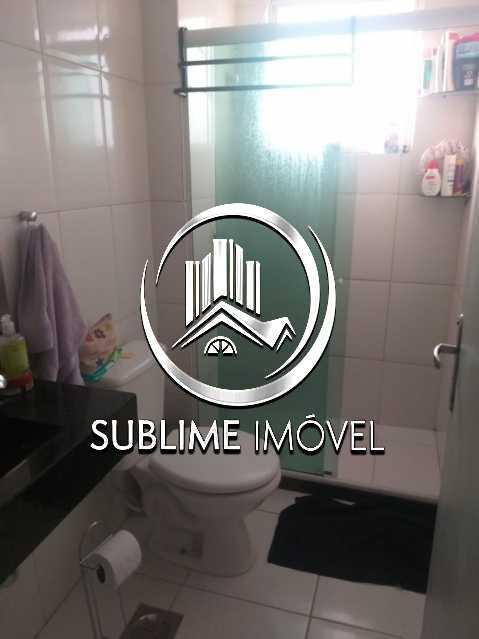 14 - Excelente apartamento de dois quartos À Venda no Centro de Mesquita !!! - SIAP20059 - 8