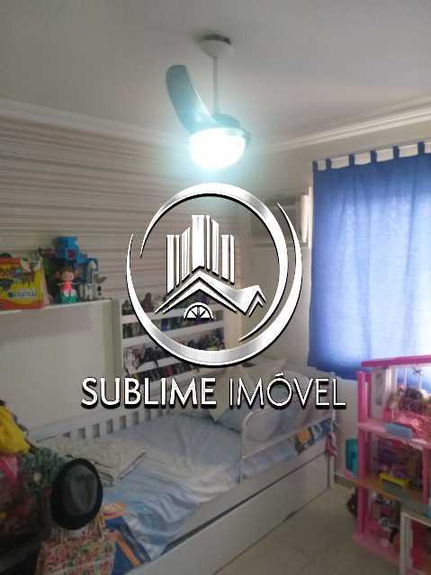 15 - Excelente apartamento de dois quartos À Venda no Centro de Mesquita !!! - SIAP20059 - 14