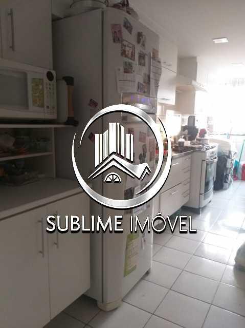 20 - Excelente apartamento de dois quartos À Venda no Centro de Mesquita !!! - SIAP20059 - 10