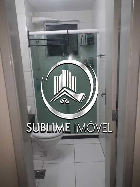 21 - Excelente apartamento de dois quartos À Venda no Centro de Mesquita !!! - SIAP20059 - 9