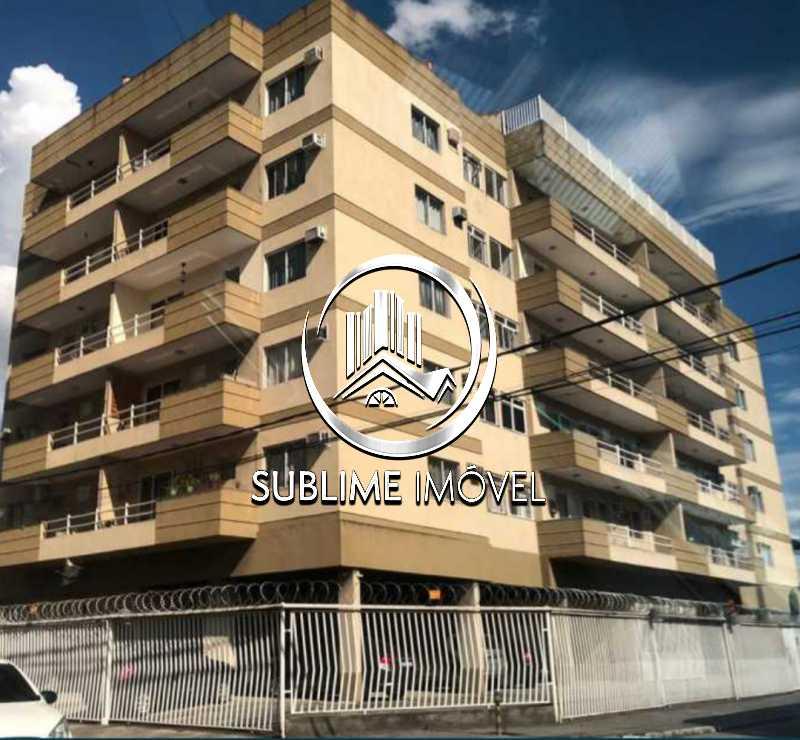 23 - Excelente apartamento de dois quartos À Venda no Centro de Mesquita !!! - SIAP20059 - 1