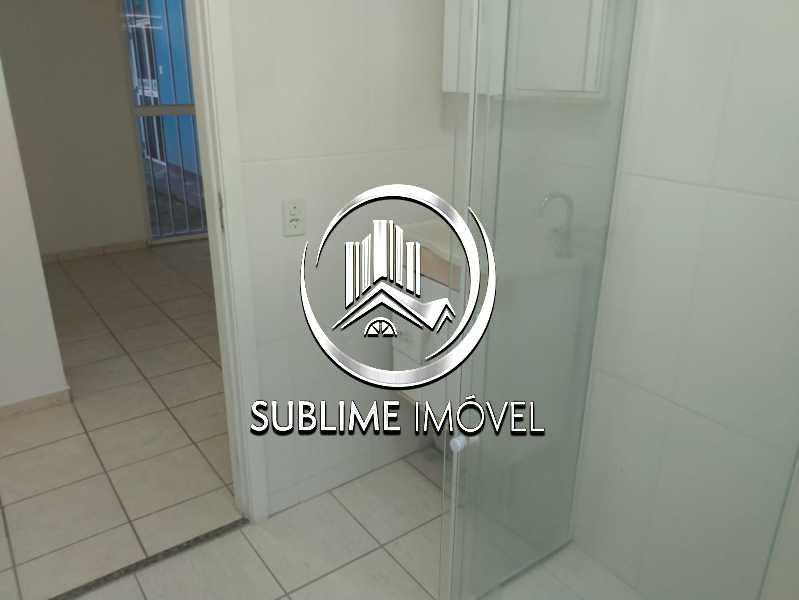 1 - Ótimo apartamento de dois quartos para locação ou venda em Mesquita em Condomínio Fechado - SIAP20060 - 6