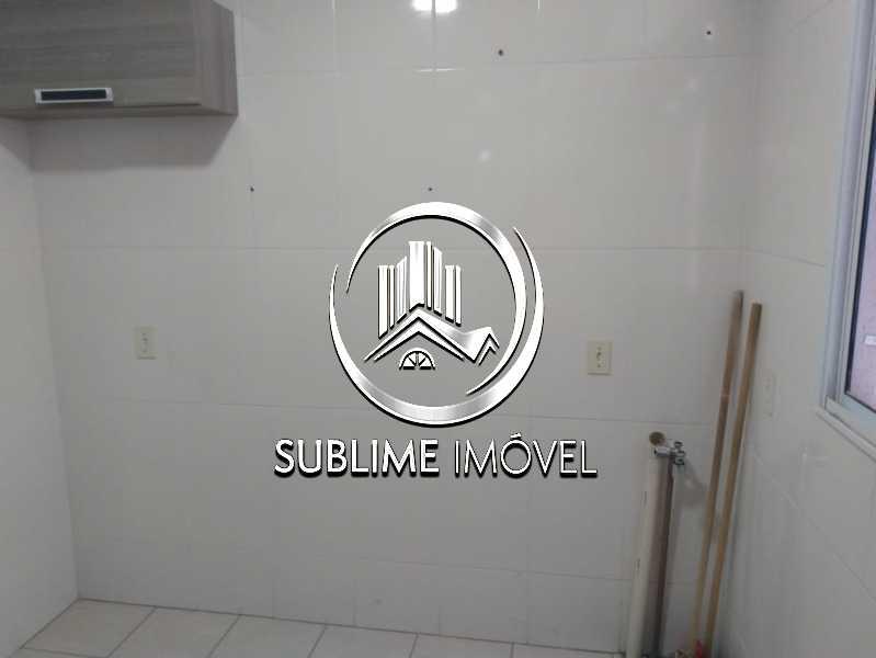 8 - Ótimo apartamento de dois quartos para locação ou venda em Mesquita em Condomínio Fechado - SIAP20060 - 12