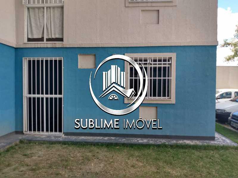 15 - Ótimo apartamento de dois quartos para locação ou venda em Mesquita em Condomínio Fechado - SIAP20060 - 1