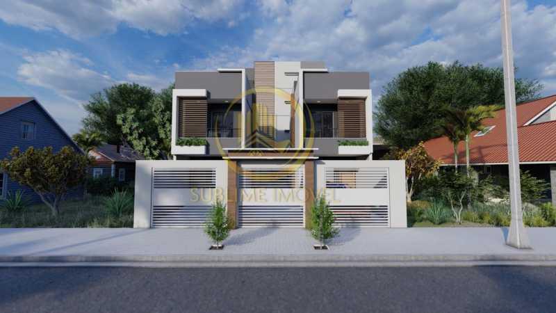 3c593011-02ce-4b75-8b43-db23f2 - Casas com 2 quartos para venda em Juscelino - Mesquita - SICA20047 - 1