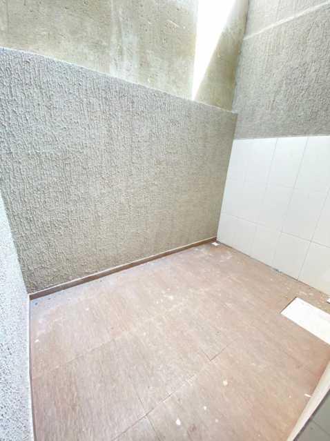 Área de serviço - Casas duplex com 2 quartos para venda em mesquita - SICA20048 - 18