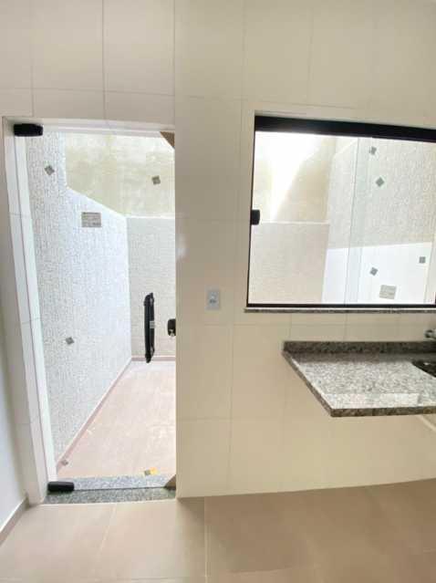 Cozinha part 2 - Casas duplex com 2 quartos para venda em mesquita - SICA20048 - 15