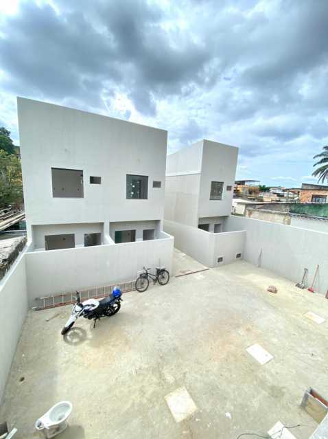 Aréa dos Fundos - Casas duplex com 2 quartos para venda em mesquita - SICA20048 - 4