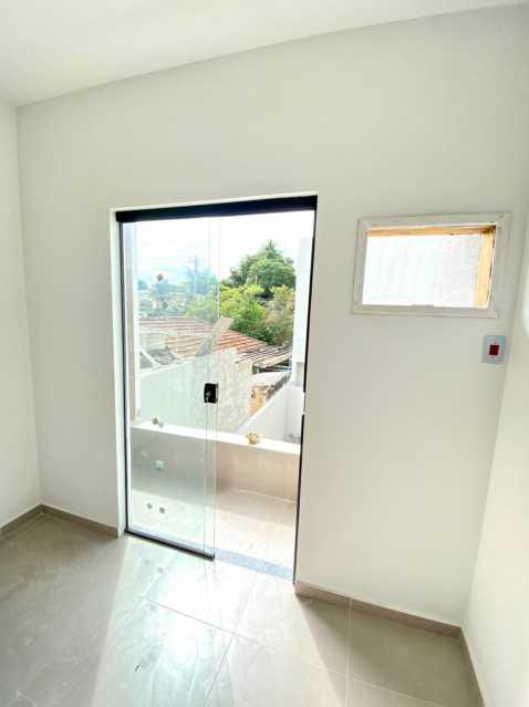 Quarto 2  - Casas duplex com 2 quartos para venda em mesquita - SICA20048 - 12
