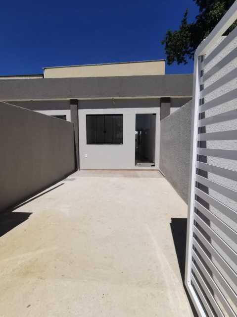 Fachada 01 - Casas com 1 quarto para venda em MEsquita - SICA10010 - 1