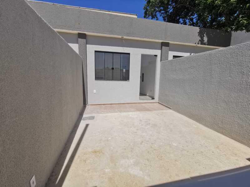 Fachada 02 - Casas com 1 quarto para venda em MEsquita - SICA10010 - 3