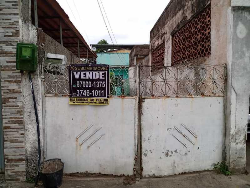 1r - Casa de 2 quartos À venda em Mesquita - SICA20060 - 1