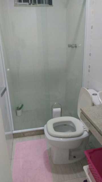 Banheiro social 2 - Casa com 3 quartos no centro de Nilópolis! - SICA30017 - 25