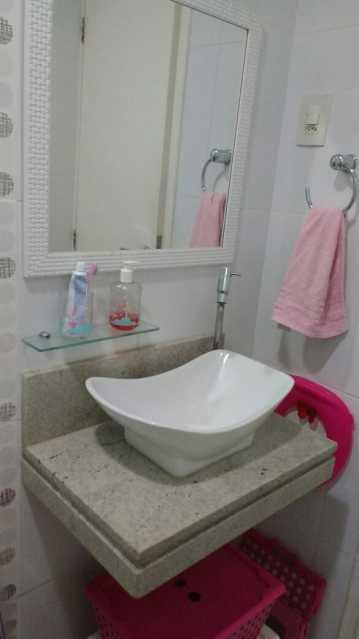 Banheiro social 3 - Casa com 3 quartos no centro de Nilópolis! - SICA30017 - 24
