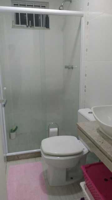 Banheiro social - Casa com 3 quartos no centro de Nilópolis! - SICA30017 - 27