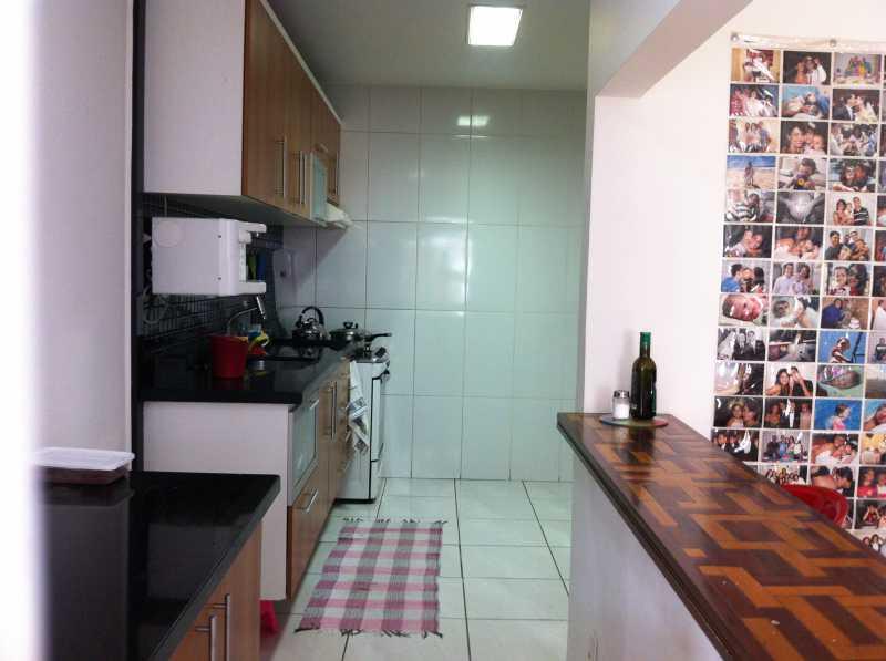 Cozinha 3 - Casa com 3 quartos no centro de Nilópolis! - SICA30017 - 9