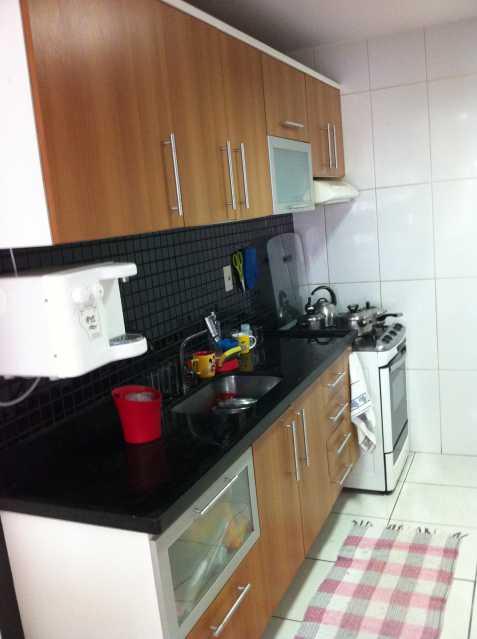 Cozinha 4 - Casa com 3 quartos no centro de Nilópolis! - SICA30017 - 10