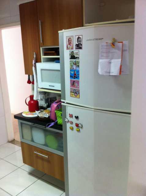 Cozinha 5 - Casa com 3 quartos no centro de Nilópolis! - SICA30017 - 11