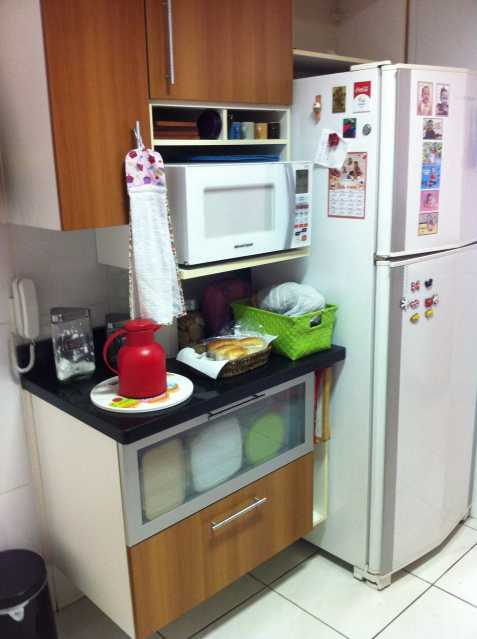 Cozinha 6 - Casa com 3 quartos no centro de Nilópolis! - SICA30017 - 7