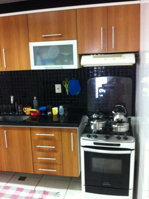 Cozinha 7 - Casa com 3 quartos no centro de Nilópolis! - SICA30017 - 6