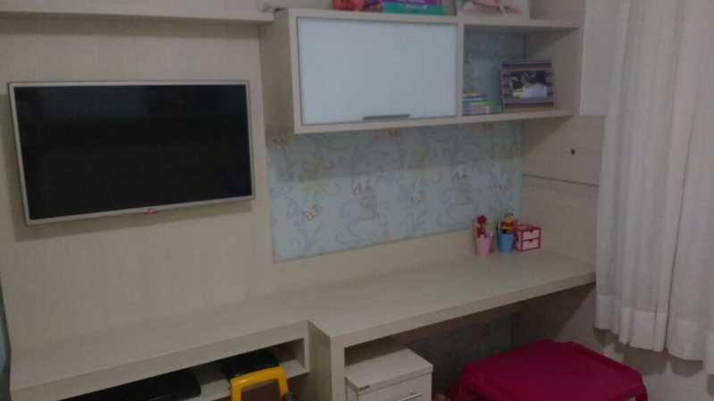 Quarto 1 4 - Casa com 3 quartos no centro de Nilópolis! - SICA30017 - 20