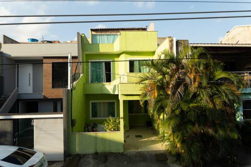 IMG_9416 1 - Linda casa com 3 quartos para venda em condominio fechado - Cosmorama - Mesquita - SICN30011 - 1