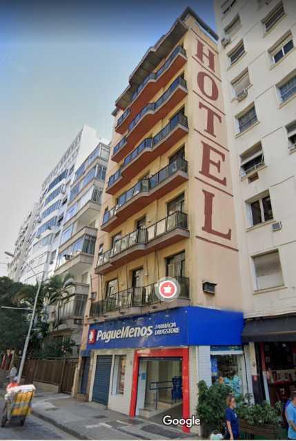 Sem adssa - Hotel para venda com 50 suítes em Copacabana - SIPR500001 - 1