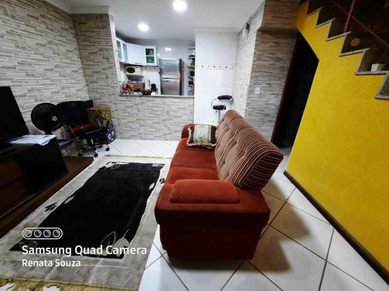 0f5a55ba-b1f9-46a2-801f-adf9dc - Ampla Casa Triplex totalmente Reformada com 3 quartos ( 1 suíte ) para venda no Bairro Vila Nova - Nova Iguaçu. - SICA30020 - 5