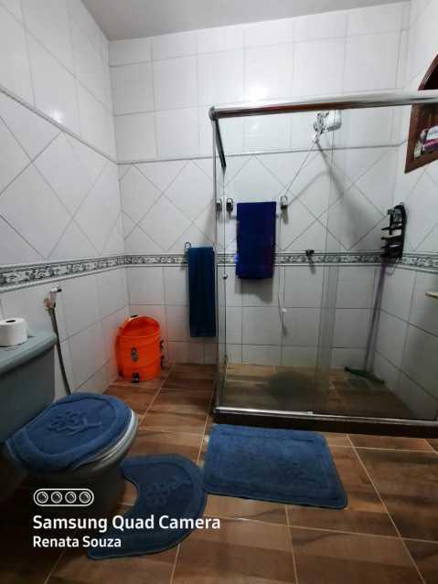 2ab30e29-fb33-4484-a06d-172882 - Ampla Casa Triplex totalmente Reformada com 3 quartos ( 1 suíte ) para venda no Bairro Vila Nova - Nova Iguaçu. - SICA30020 - 21