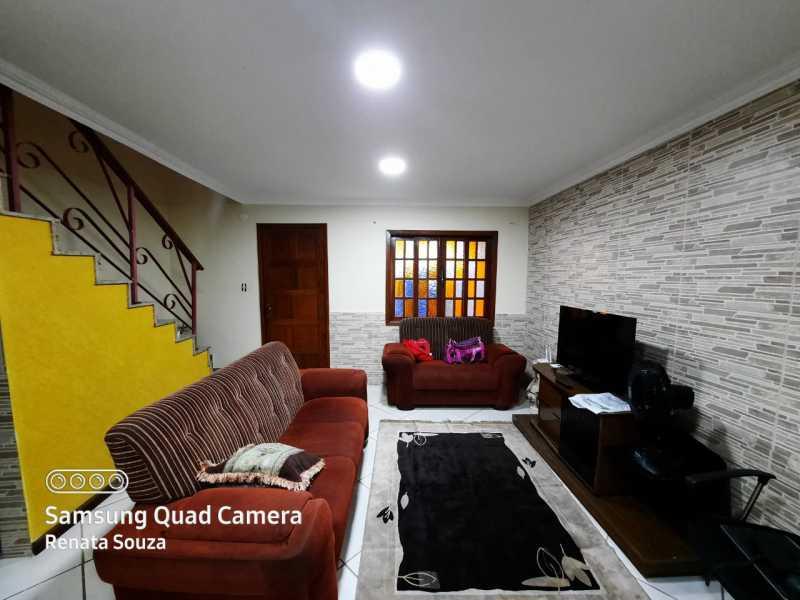 3a0701b1-ffb5-4939-8461-d564cc - Ampla Casa Triplex totalmente Reformada com 3 quartos ( 1 suíte ) para venda no Bairro Vila Nova - Nova Iguaçu. - SICA30020 - 6
