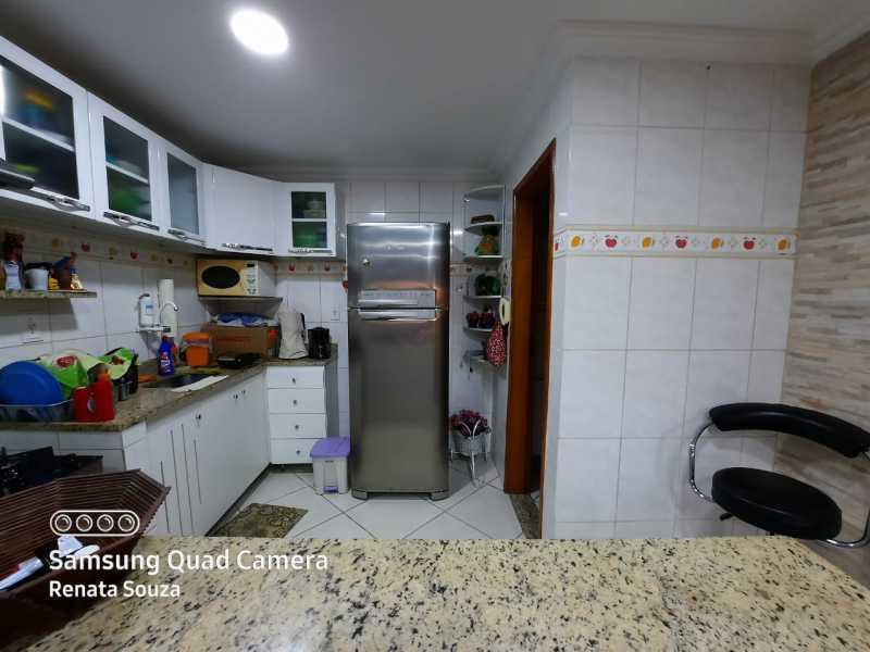 4f54e3e4-be3a-4912-8abc-eebcf1 - Ampla Casa Triplex totalmente Reformada com 3 quartos ( 1 suíte ) para venda no Bairro Vila Nova - Nova Iguaçu. - SICA30020 - 8