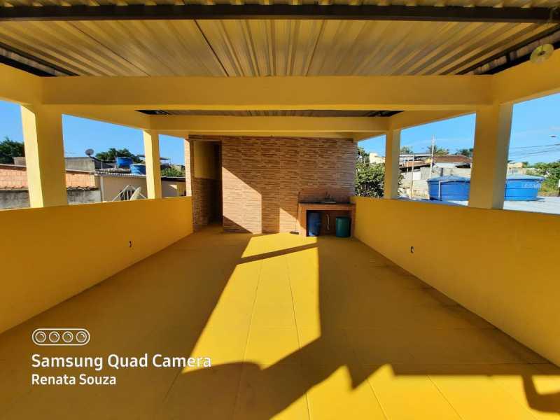 8de690b8-6d35-447d-8158-55dbfc - Ampla Casa Triplex totalmente Reformada com 3 quartos ( 1 suíte ) para venda no Bairro Vila Nova - Nova Iguaçu. - SICA30020 - 24
