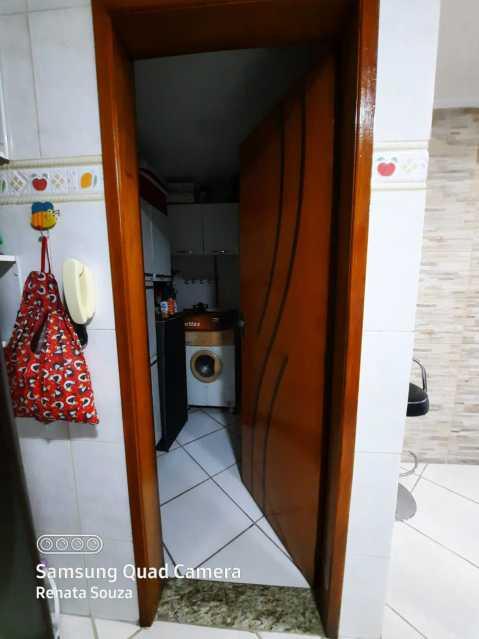 058c6e69-ec52-4961-bc08-f6b9d6 - Ampla Casa Triplex totalmente Reformada com 3 quartos ( 1 suíte ) para venda no Bairro Vila Nova - Nova Iguaçu. - SICA30020 - 11