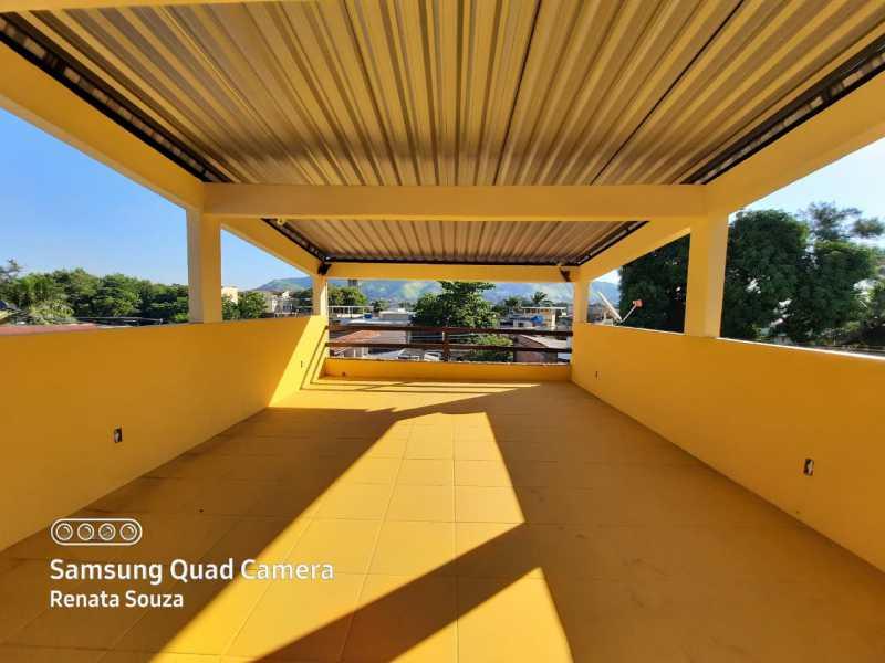 858ef763-a9f4-42ca-b831-f6d5ed - Ampla Casa Triplex totalmente Reformada com 3 quartos ( 1 suíte ) para venda no Bairro Vila Nova - Nova Iguaçu. - SICA30020 - 25