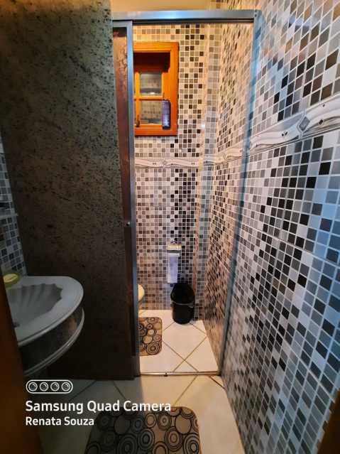 9153a1d8-16c4-4791-bb82-01efd4 - Ampla Casa Triplex totalmente Reformada com 3 quartos ( 1 suíte ) para venda no Bairro Vila Nova - Nova Iguaçu. - SICA30020 - 12